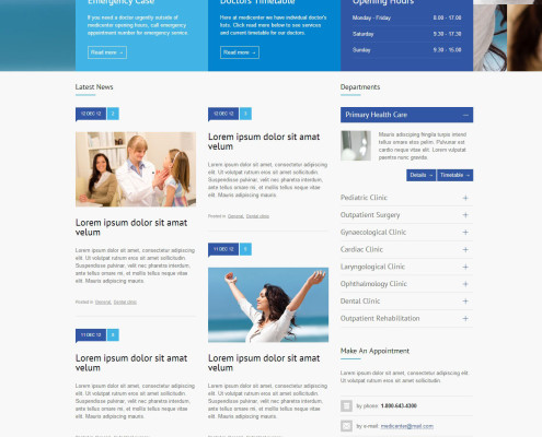 MediCenter-Medical-Health-Template